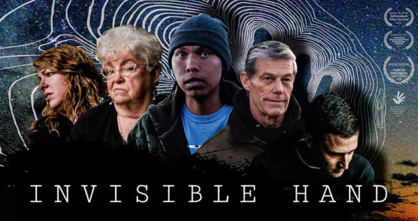 COMING SOON: World Premiere of 'Invisible Hand'